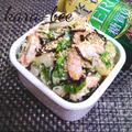 【静岡クッキングアンバサダー】簡単おつまみ♪丸ごとセロリと海老の塩こんぶツナマヨサラダ