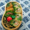 5月25日(木) 昨日のお弁当 柔らかい鶏胸肉の唐揚げの話