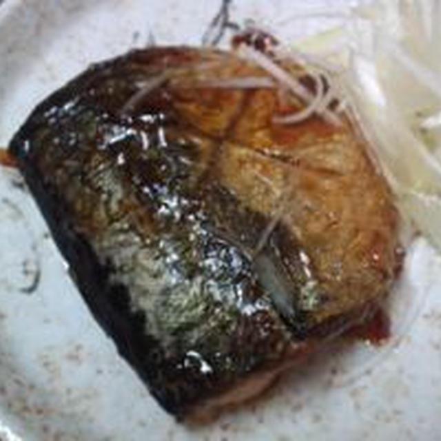 サバの黒酢煮の簡単料理レシピ&ダイエットワンポイントアドヴァイス