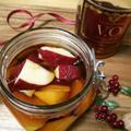 ** 柿とりんごのフルーツブランデー ** by tavasa*さん