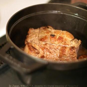 おうちで焼き豚