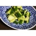 ≪きゅうりの塩レモン漬け≫