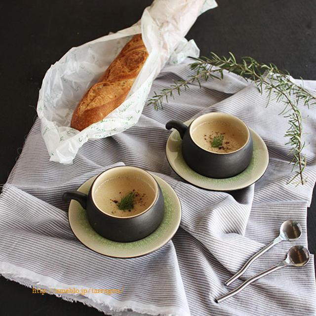 栄養たっぷりお腹にやさしい。美肌を作るお豆のポタージュ♪とひなまつりおすすめレシピ。