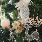 わが家のクリスマスツリーと素敵なクリスマスアイシングクッキー♪