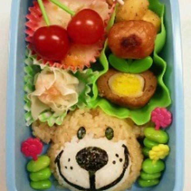 Suzy's Zoo スージーズー ブーフ弁当♪♪ ★★飾り巻き寿司レッスン5月 ばら 梅の花