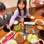 晩御飯は居酒屋ごはんです!!