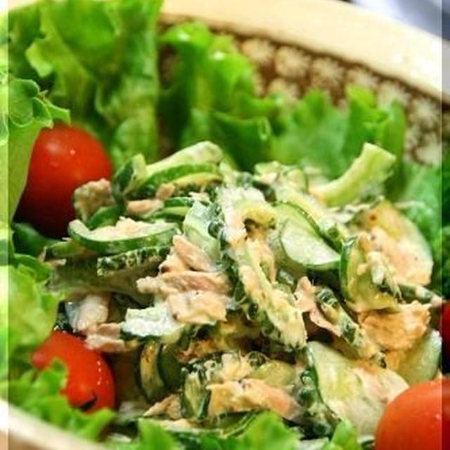 ◆夏バテしないニンニク味噌でパワーUP♪~ゴーヤレシピ色々♪