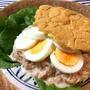 サンドイッチ欲全開。ふわパンの絶品たまごツナサンド(糖質3.8g)