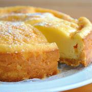 おつまみにピッタリ♪カマンベールチーズケーキ ★