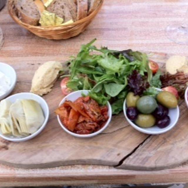 島のワイナリーで昼を3:野菜の魅力を引き出す仕事