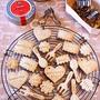 サクッサク~☆紅茶のスタンプクッキー
