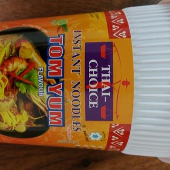 トムヤムカップ麺