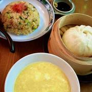 中華コーンスープ ~ ふわっと浮かぶたまごが美味しい♪