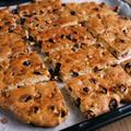 オールレーズン風クッキーとクッキーアイスサンド