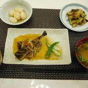 料理教室〜焼き秋刀魚の土佐漬け〜