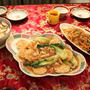 残ったご飯で中華おこげ。