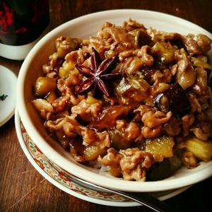 台湾の家庭料理、魯肉飯(ルーローハン)をご自宅で♪
