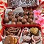 ◆海老のアヒージョにバル風盛合せでおうちごはん~ゆるやか糖質制限中♪