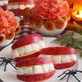ハロウィン♪ モンスターリンゴスナック by Aya♪さん