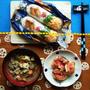 平成飯と昭和飯。