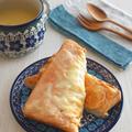 【冷凍作りおきトースト】明太クリームトースト