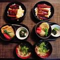 きざみじゃないよ穴子丼☆大根と練り天ぷらの炊いたの♪☆♪☆♪