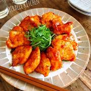 ♡超簡単モテレシピ♡鶏むね肉の旨だれ焼き♡【フライパン*時短*節約*お弁当*お弁当】