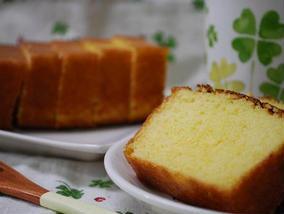 ハニーパウンドケーキ