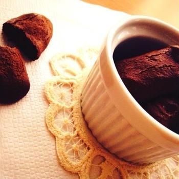 材料3つ!時短チョコレートクッキー