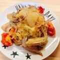 【糖質制限】ダイエットレシピ☆豚肉の塩とまと炒め&ヘルシー米粉パン2選