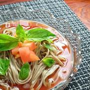 ちょっとイタリアン ぶっかけトマト蕎麦