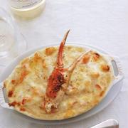 Crab doria