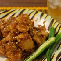 油淋鶏~りんご・ゆず・生姜のフルブラネギソース~