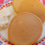 糖質オフ★大豆粉のパンケーキ★糖質制限