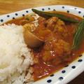 【旨魚料理】イカ団子のココナッツミルクカレー