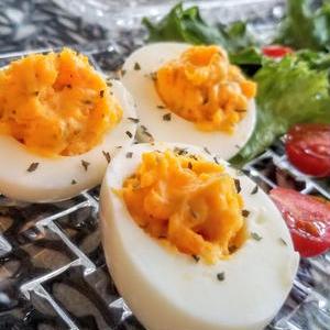 ゆで卵とマヨネーズで間違いなし!パリの定番「ウフマヨ」レシピ