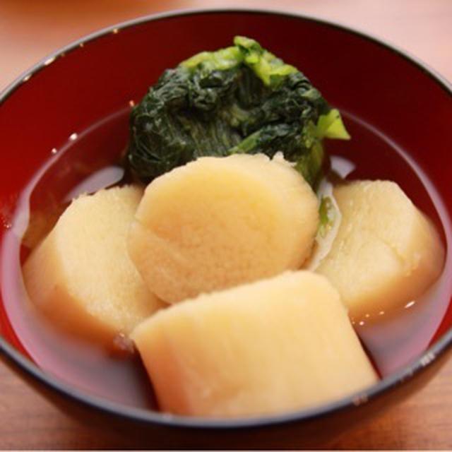 ほっこり食感で美味しい長芋の煮物