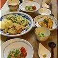 ◆筍料理満載・・・野菜だらけのおうちごはん♪