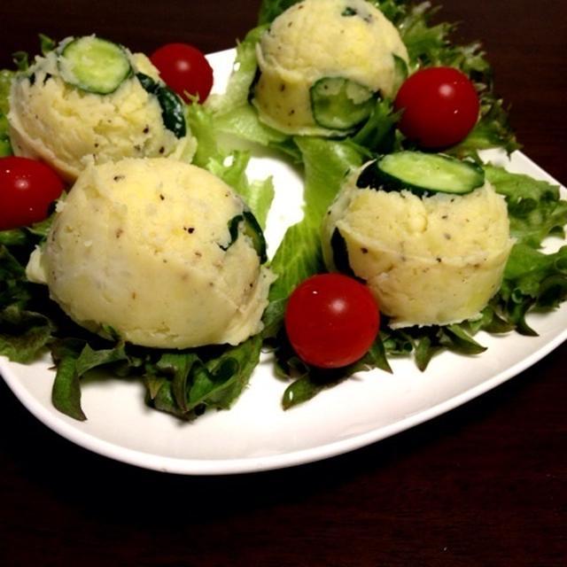 おつまみポテトサラダ