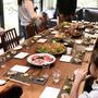 実家のひなまつりパーティー♥母のごはんは野菜と魚介盛りだくさんで最高〜♪♪