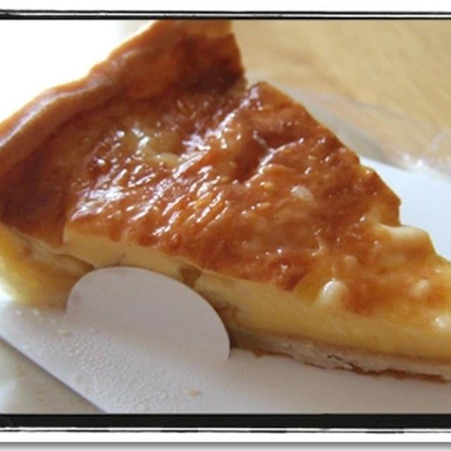 キッシュ第2弾★ベーコンとポテトの3種チーズキッシュ