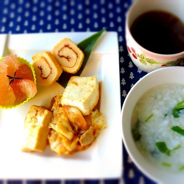 中華な朝食 ✿ 園ママトラブル