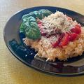 【納豆ごはんアレンジ】とってもイタリアンな納豆ごはんのレシピ