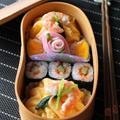 茶巾寿司弁当