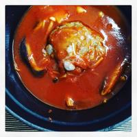 煮込みハンバーグ@レシビブログモニターレシピ