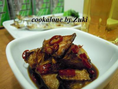 >マコモの揚げ煮 by Zukiさん
