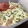 【お弁当にも!】今週美味しかった野菜のおかず(3分コールスロー/塩麹で簡単きゅうりの浅漬/キムきゅう/野菜のポン酢炒め)