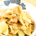 ご飯がススム☆舞茸と鶏大根のピリ辛旨煮