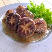 老化防止効果に‼︎お弁当にオススメ☆しいたけの肉詰め〜みそマヨソース味〜♡レシピ