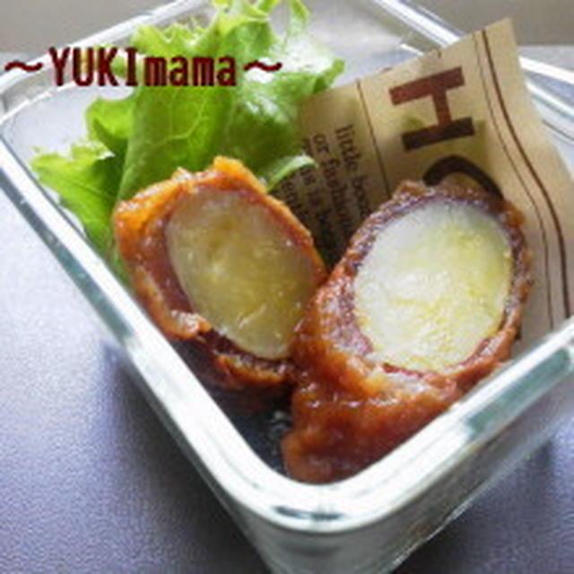 牛バラロ~ルin新さつま芋
